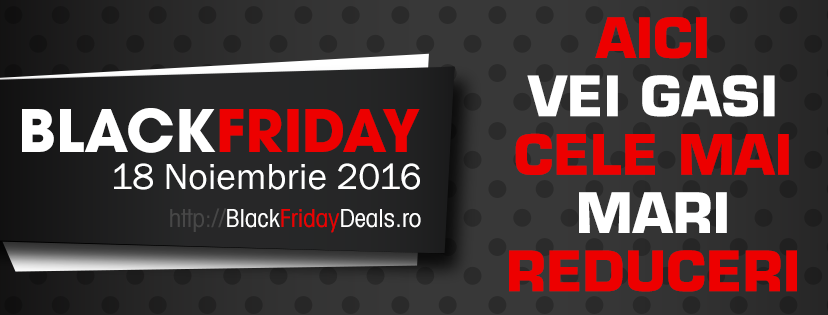 black friday 18 noiembrie