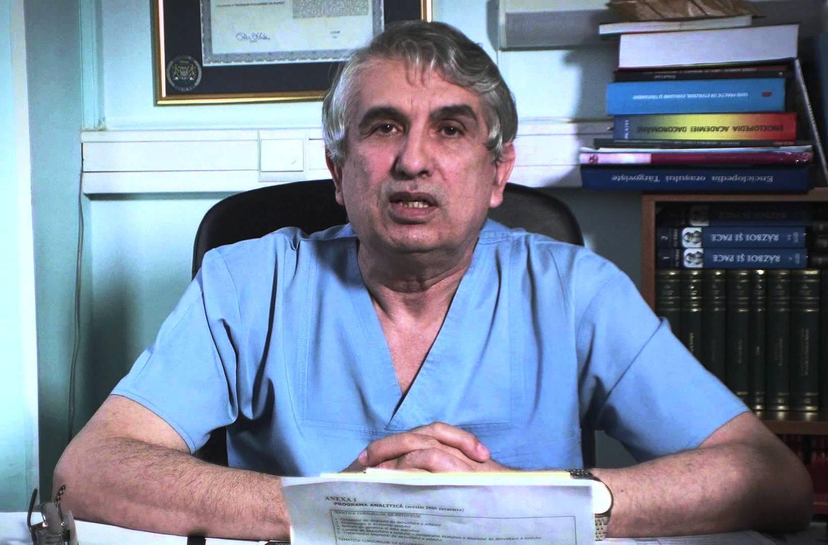 Scrisoarea deschisa a doctorului Burnei