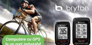 GPS pentru biciclete