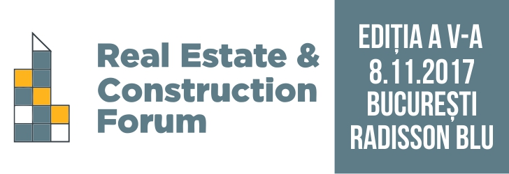 Real Estate & Construction Forum Bucuresti Noiembrie 2017