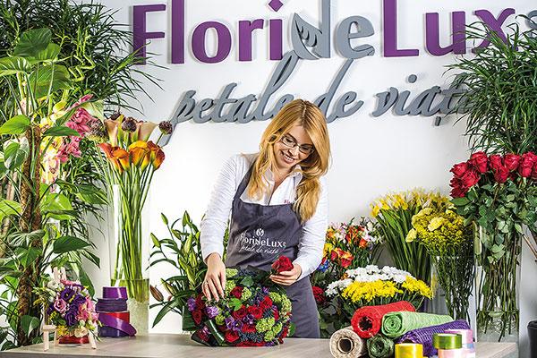 program de training din domeniul floristicii