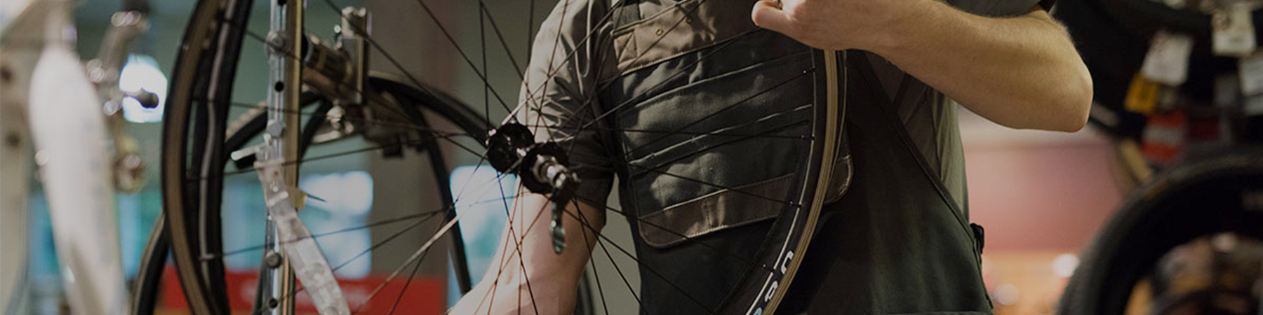 service pentru biciclete