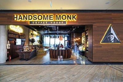 Handsome Monk
