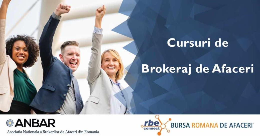 Cursuri de Brokeraj in Afaceri