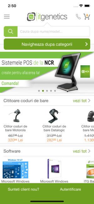 e-commerce B2B pe mobil