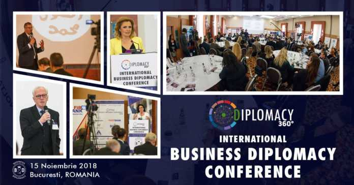 business diplomacy conference